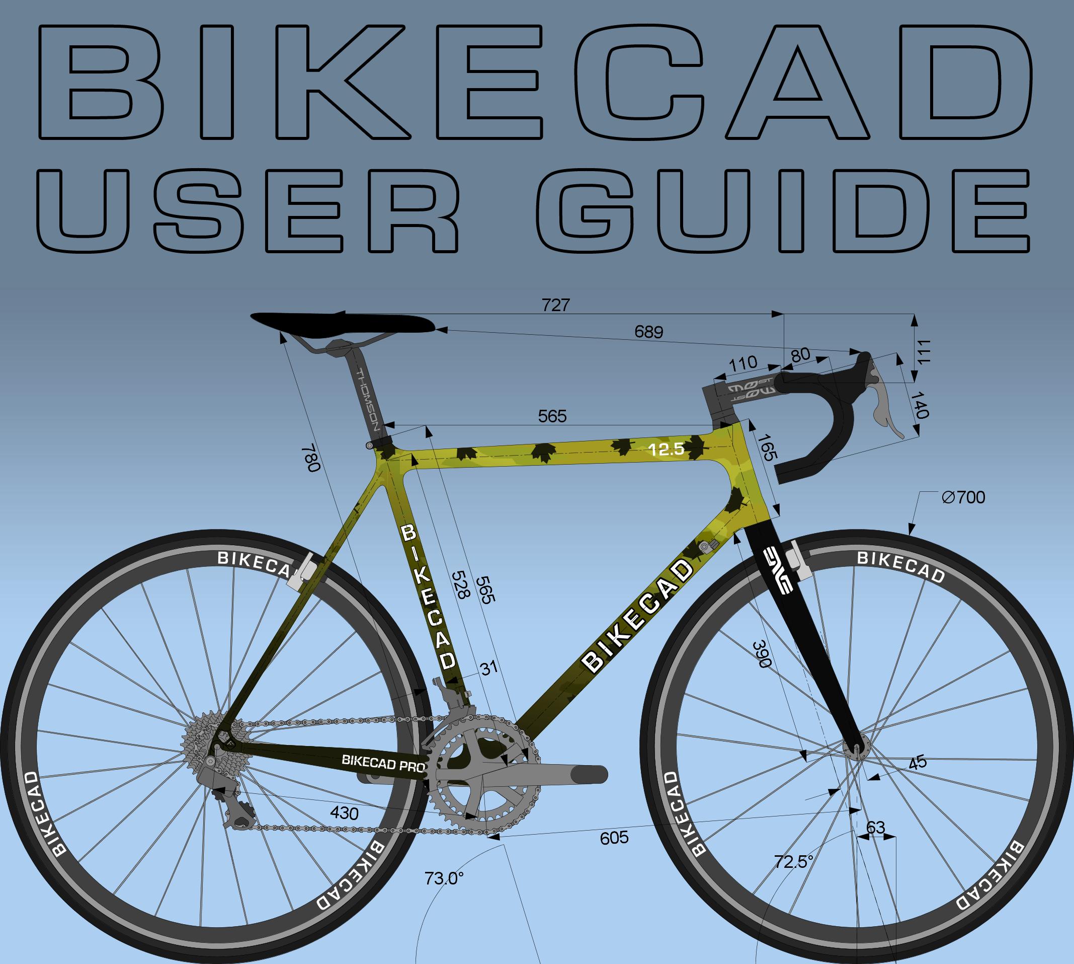 Online Blueprint Creator Bikecad User Guide Www Bikecad Ca