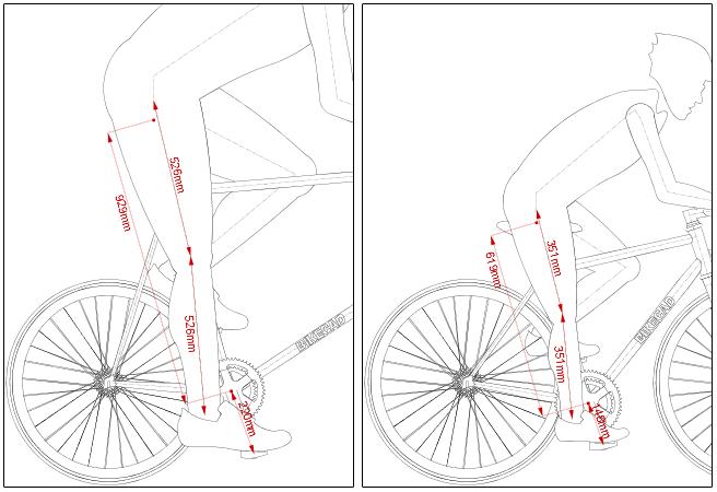 Rider comparison