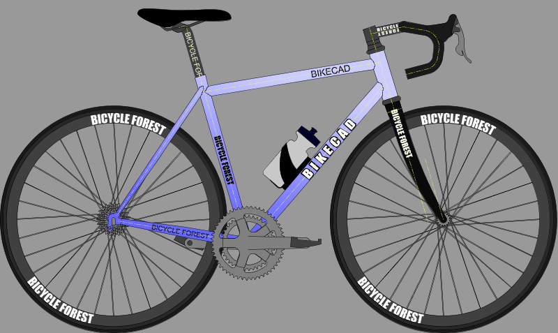 Road Bike Starting Template
