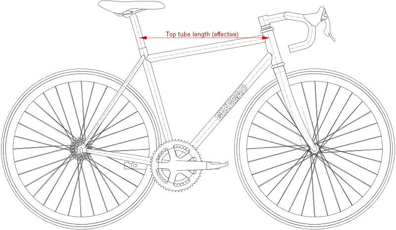 How To Measure Top Tube Length