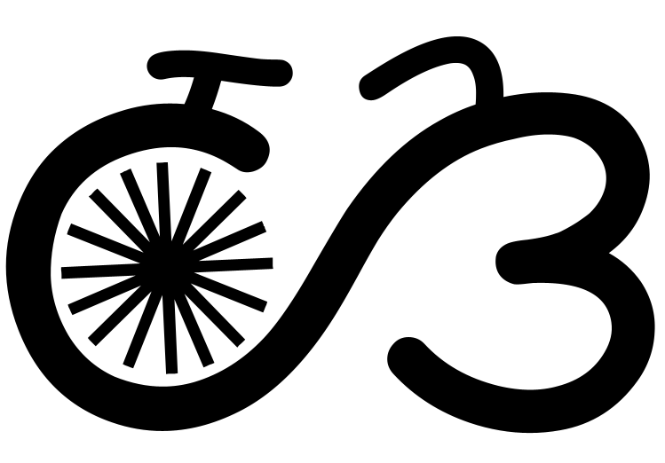 Bilda Bike logo dingbat