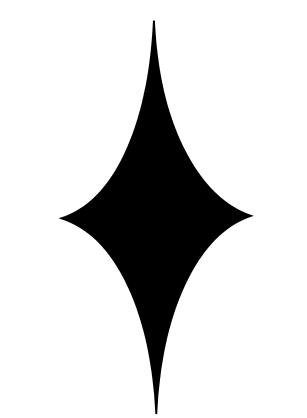 Bilenky diamond logo dingbat