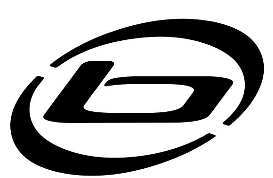 Blue logo dingbat