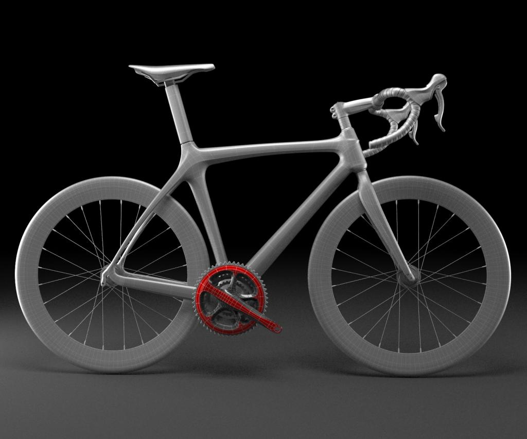bicycle complete 3d model www