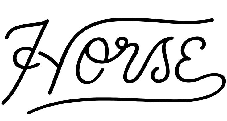 Horse Cycles logo