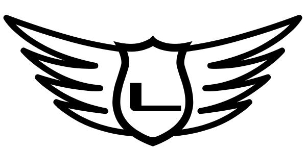 Legend logo dingbat