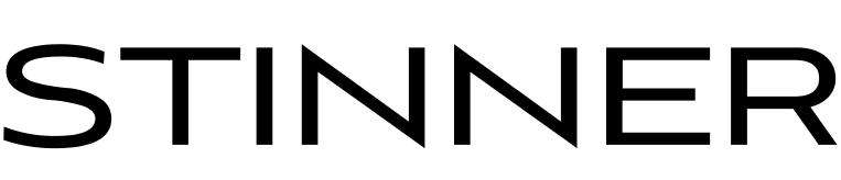 Stinner font