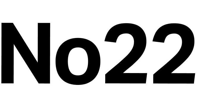 No. 22 dingbat