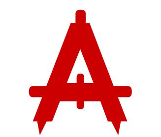 Rich Adams logo dingbat