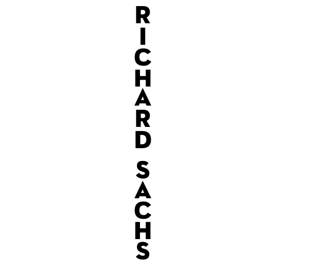 Richard Sachs vertical dingbat