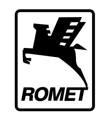 Romet logo dingbat