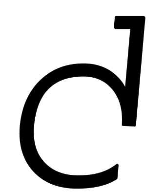 Sturdy Cycles logo dingbat