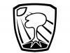 Baum logo dingbat