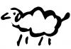 Black Sheep Bikes logo dingbat