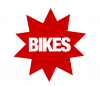 Charge bikes logo dingbat