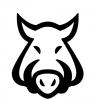 Hampsten logo dingbat
