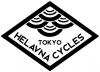 Helavna Cycles Tokyo dingbat