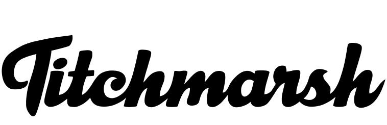 Titchmarsh dingbat
