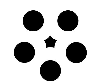 Tokyo Fixed logo dingbat