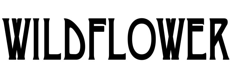 Wildflower dingbat