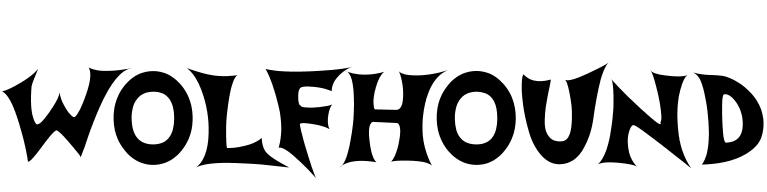 Wolfhound dingbat